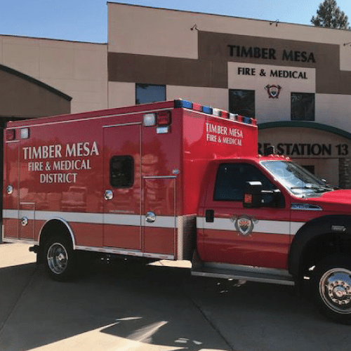 VoIP & IT Services for Timber Mesa Fire Department - Fire Department Case Study